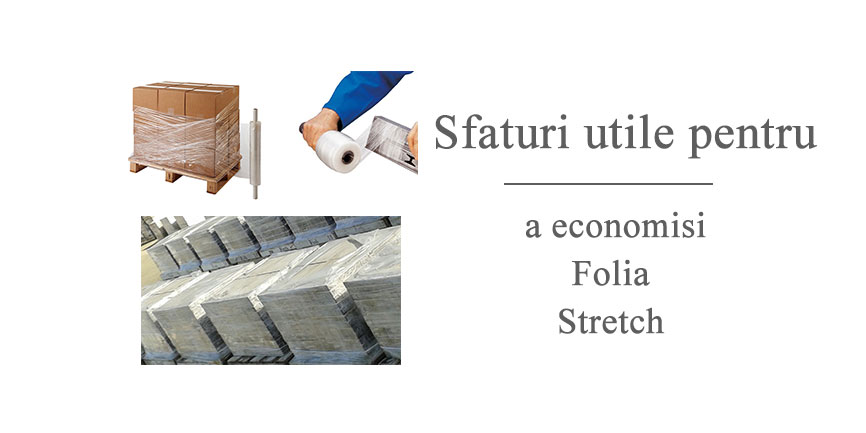 Economisire folie stretch