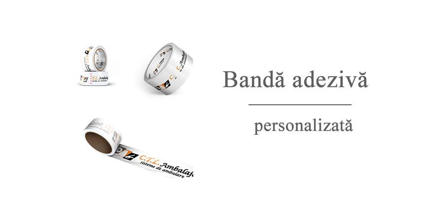 Banda adezivă personalizată